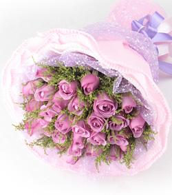 紫露凝香(图片)-爱慕鲜花速递