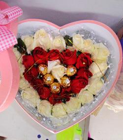 心形花盒(图片)
