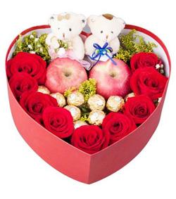平安花盒(图片)