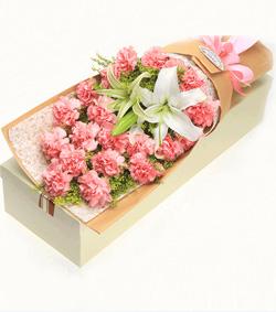 幸福安康(图片)-爱慕鲜花速递